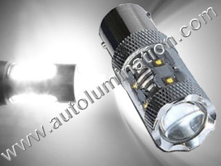 50 Watt Cree Osram 1157 (Dual Circuit) 1034 1076 1130 1154 1158 1493 2057 2357 2397 7528 17916 Tail Light Turn Signal Bulb