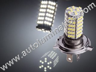 H7 PX26d 120 Led Headlight Bulb Running Fog Light