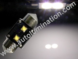 3021 3022 3175 6428 6430  Festoon Canbus Osram LED Bulb Out Warning Cancellation Chip