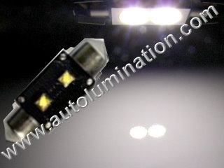 3423 3425 6413 64299 Festoon Canbus Osram LED Bulb Out Warning Cancellation Chip