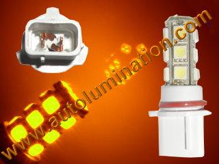5502 P13W P13 H16 H16W PWY24W PSX26W 5201 8L8Z13N021A Led DRL Bulb