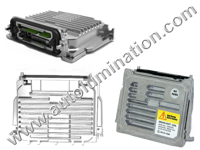 Ballast 12v 35 Watt HID OEM PN: Valeo 63117180050