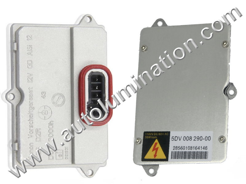 Ballast 12v 35 Watt HID OEM PN: Audi 4E0 907 476