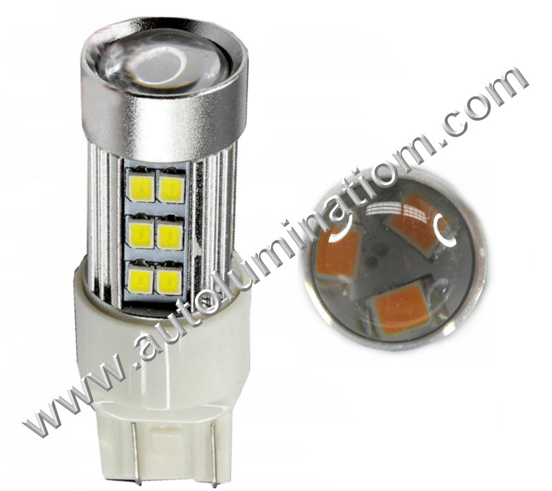 7443 7444 W21 5W 7440 W21W WY21W 7441 2835 CK Optical Led Bulb
