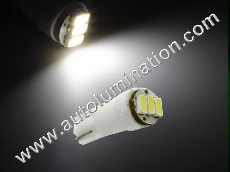 T5 Wedge T5.5 Samsung led Neowdge  bulbs LED Bulbs Super Cool White