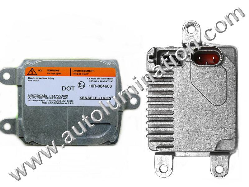 Ballast 12v 35 Watt HID OEM PN: Osram 83110009044 (D1 O1)Type 1