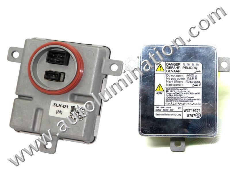 Ballast 12v 35 Watt HID OEM PN: Mitsubishi 8K0941597