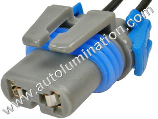 9006XS P22d HB4A Female Socket Pigtail Connector Wire