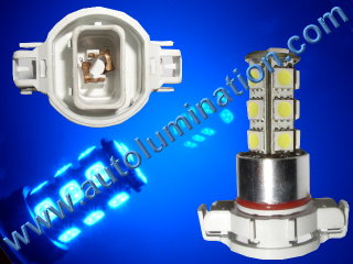 9009 P13W H16 H16W 5202 5201 Led DRL Bulb  PWY24W PSY24W  PSx24W