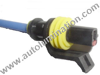 HID Headlight Bulb System Male Connector H1, H3, H4, H7, H8, H9, H10, H11, H13, 9004, 9005, 9006, 9007 800 series