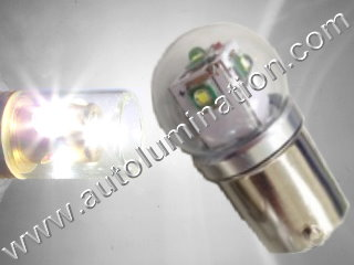 Ba15s g18.5 89 3497 5007 R5W 1003 Led 5 Watt Cree XPE Tail Light Bulb