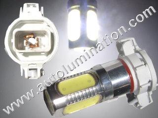 5202 H16 H16W 9009 PWY24W PSX24W PSY24W 2504 5201 5301 5202 8L8Z13N021A Led DRL Fog Light Bulb