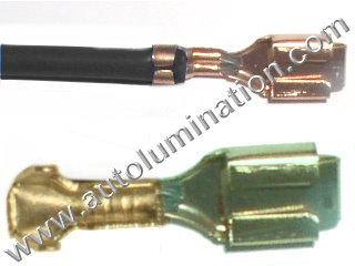 H3 PK22S Male Socket Terminal Contact