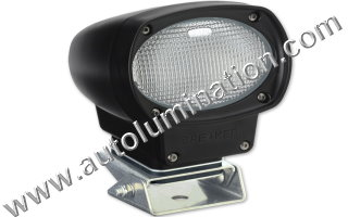 HID 55 Watt Work Light  Flood Off Road DRL