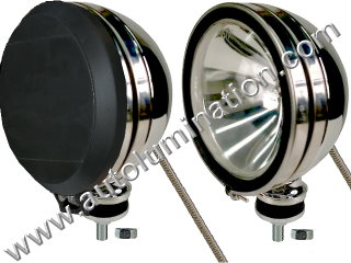 KC Dayligters LED Chrome Truck Lights HID halogen