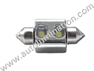 36mm Festoon Led Osram 3423 3425 6411 6418 6461 6423 6486X 7456 C5W  Festoon Bulb