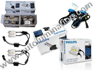 Phillips HID Headlgiht Foglight Kits