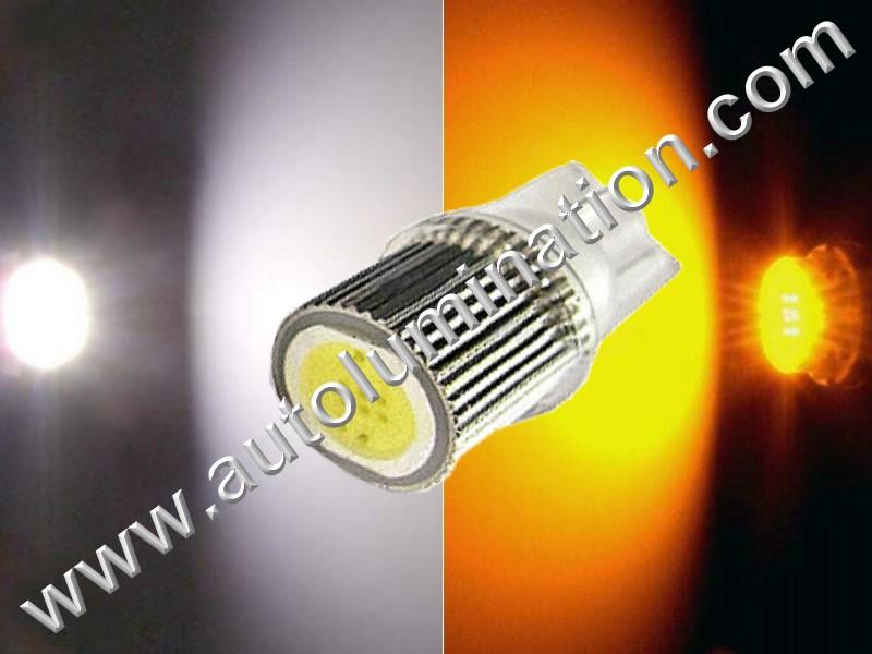 2825 194 161 168 Switchback White Amber 2 Watt led Bulb
