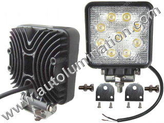 27 Watt Led Off Road Work Light